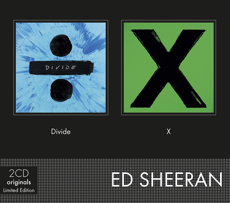 Ed Sheeran - Divide & X : Ed Sheeran, Ed Sheeran: Amazon.es: Música