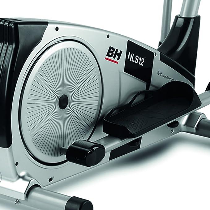 BH Fitness I. NLS 12 Dual g2351i - Bicicleta elíptica - magnético: Amazon.es: Deportes y aire libre