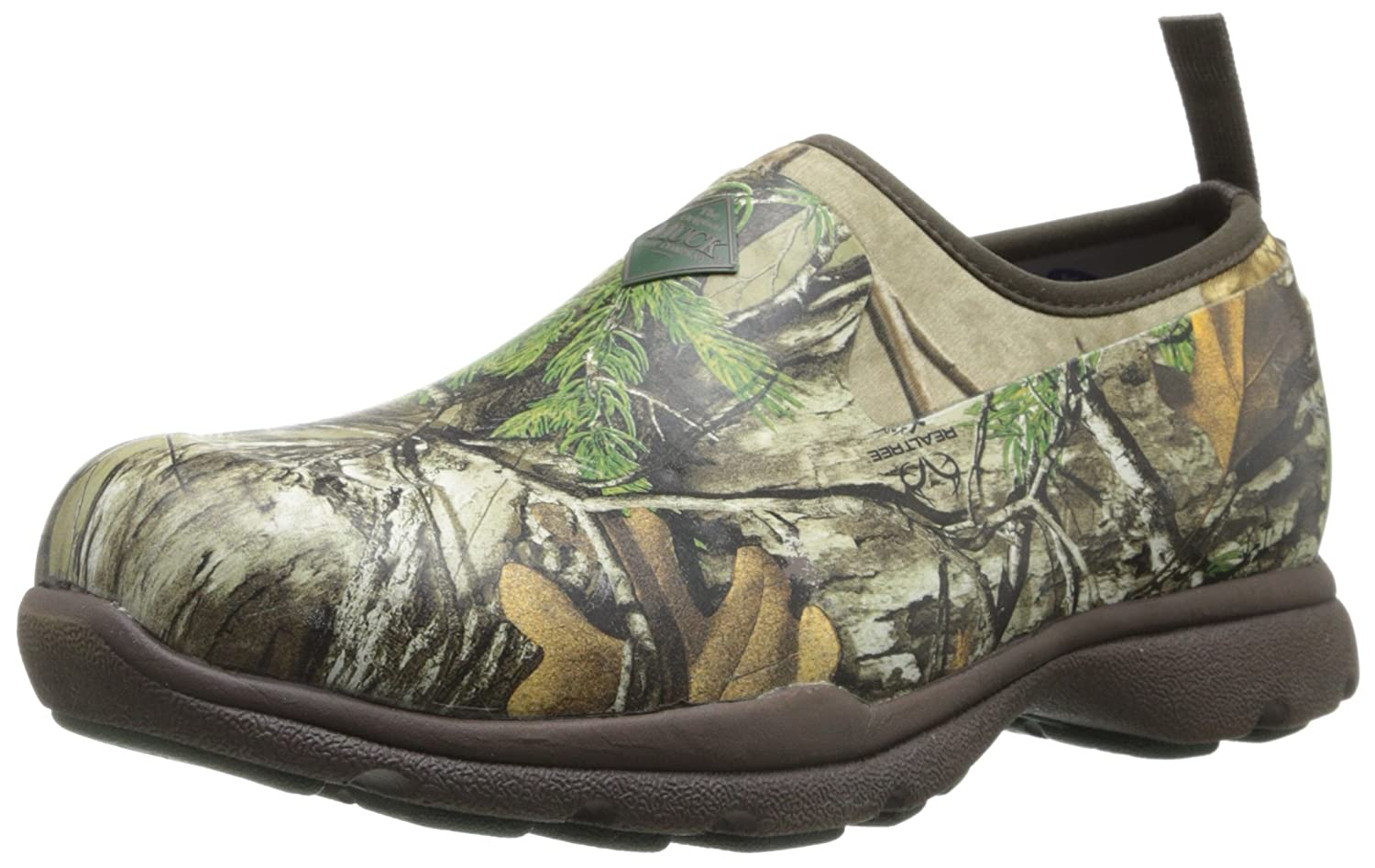 MuckBoots Men's Excursion Pro Low Shoe B00FFX4NX2 11 D(M) US|Realtree Xtra