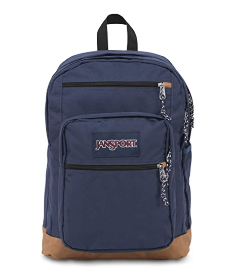 354036445ac5 Amazon.com  JanSport Cool Student Laptop Backpack - Navy  Toys   Games