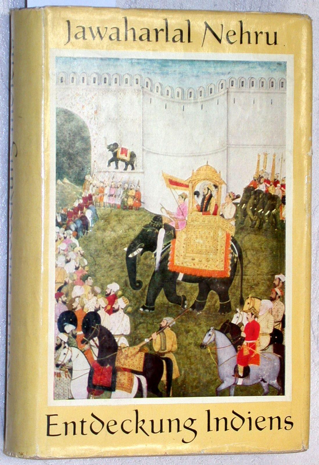 Entdeckung Indiens Gebundenes Buch – 1959 Jawaharlal Nehru Rütten & Loening B0000BLXN4 Geschichte