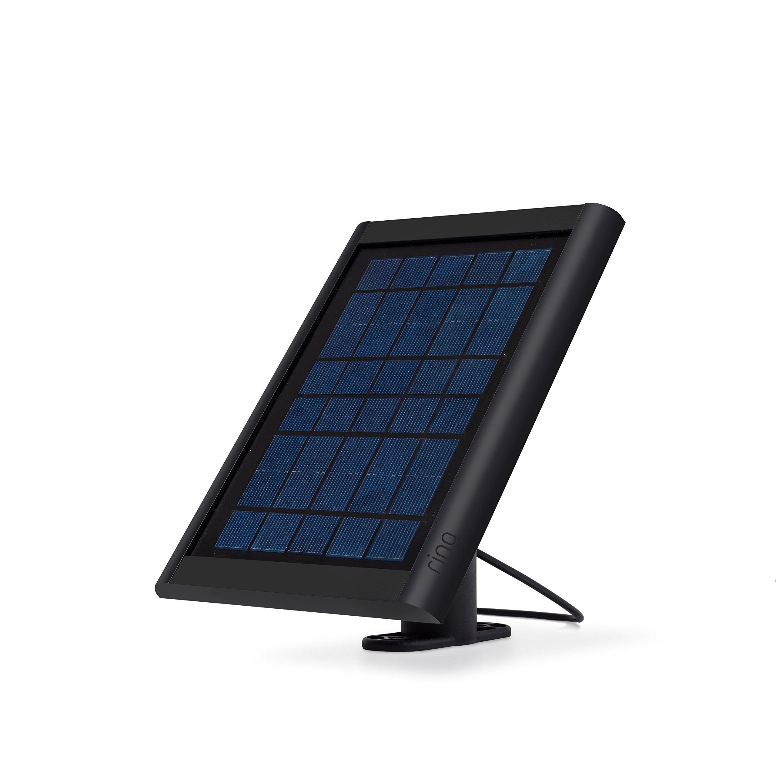 Ring 8ASPS7-BEN0 Solar Panel for Spotlight Cam Battery