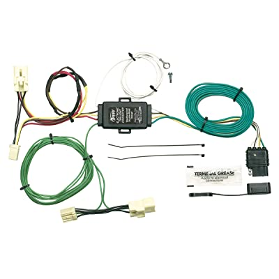 Hopkins 41955 Plug-In Simple Vehicle to Trailer Wiring Kit: Automotive