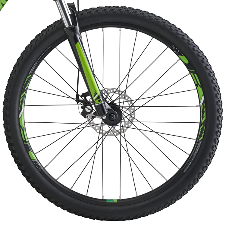 "Diamondback Bicycles Overdrive St Mountain Bike, Green, 20""/Large"