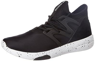 f05e00df3b7 Reebok Women s Hayasu Black and Wht Dance Shoes - 5 UK India (38 EU