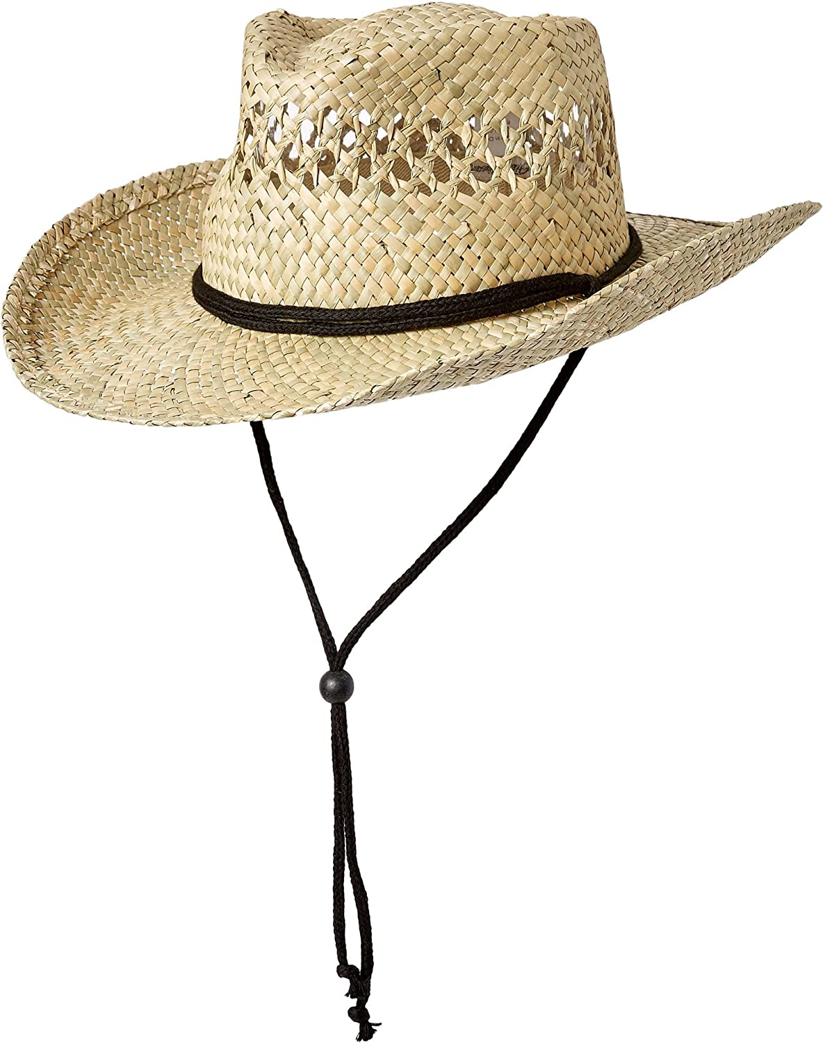 Field & Stream Men 'sシーグラスOutback Straw Hat – Natural, Onesize   B07CM2YBP6