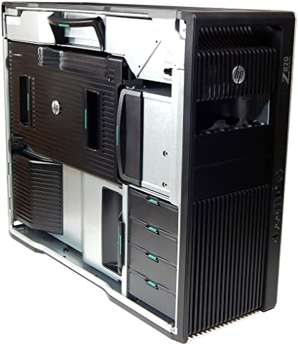 HP Z820 Chassis With 850W Power Supply 642163-003