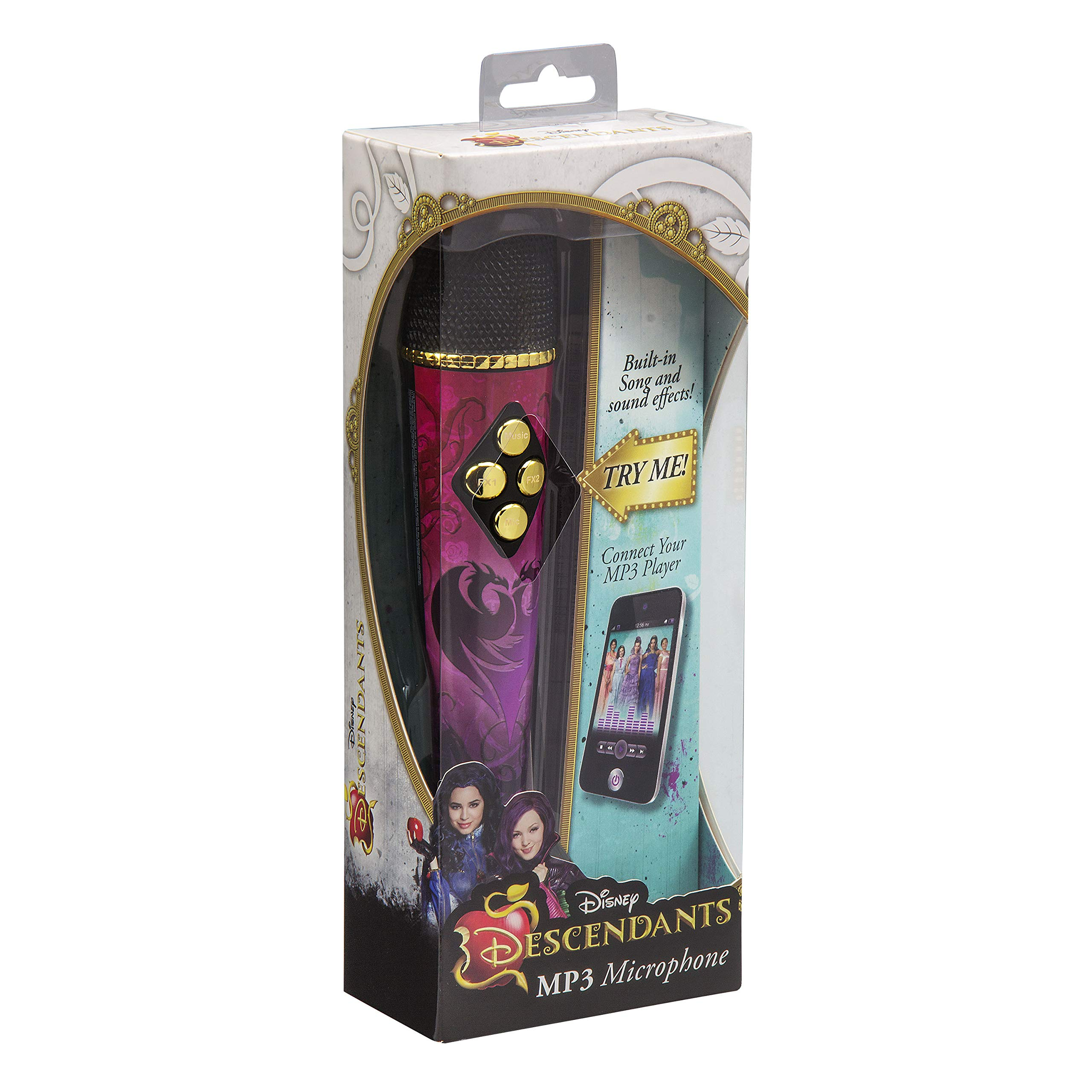 Descendants Voice Changing Microphone Music Set by Disney (Image #8)
