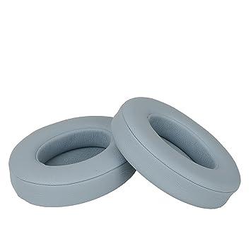 Almohadillas de repuesto para auriculares Beats Solo 2 y Solo 2 inalámbricos Studio 2/3 Grey gris: Amazon.es: Electrónica