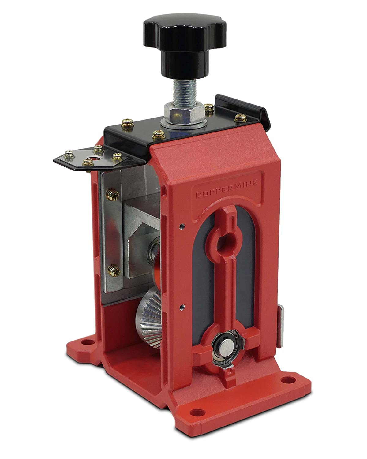 Professional Manual Cable STRIPPING MACHINE RECOVERY COPPER m3 piombotech Italy