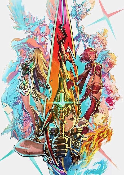 Xenoblade Chronicles 2 Poster: Amazon.es: Hogar