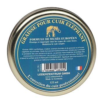 ml pour ÉLÉPHANT Cuisine 125 COLOURLOCK® cuir Graisse H4qxw6dXq