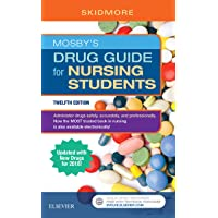 Mosby's Drug Guide for Nursing Students, with 2020 Update - E-Book