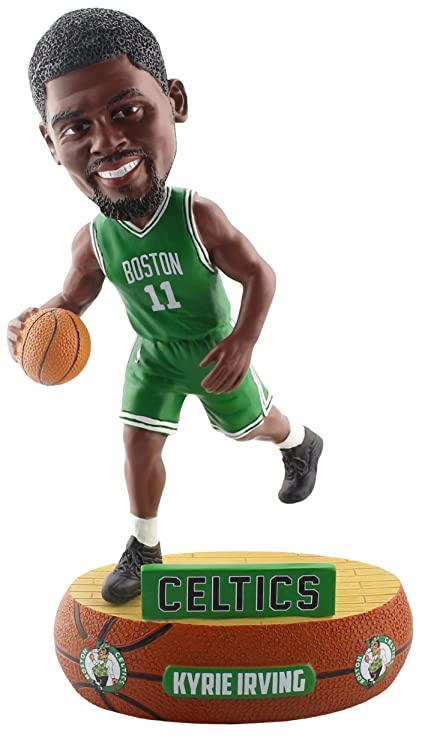 964334f13d3 Forever Collectibles Kyrie Irving Boston Celtics Baller Special Edition  Bobblehead