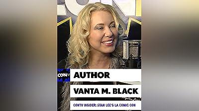 CONtv Insider: Stan Lee's LA Comic Con 2016 - Author Vanta M. Black