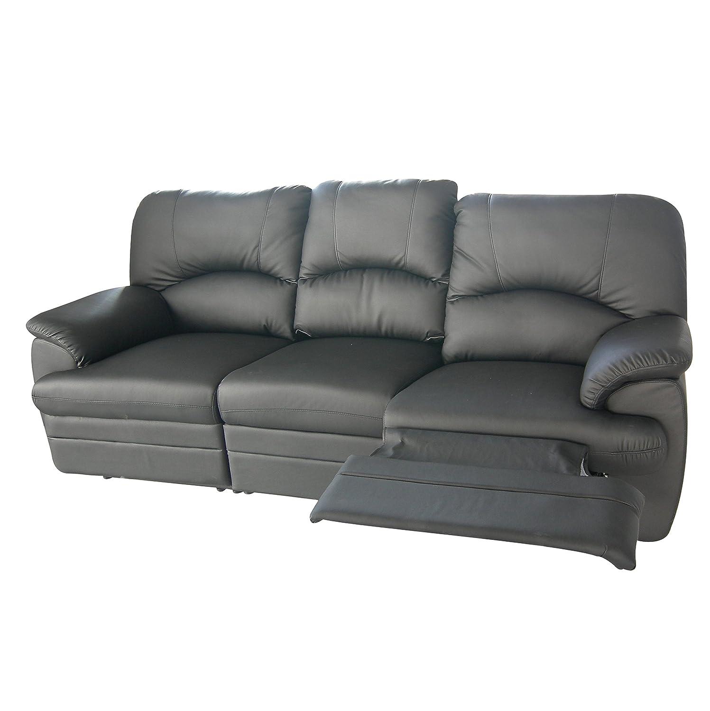 RR Design – Sofá de 3 plazas relax