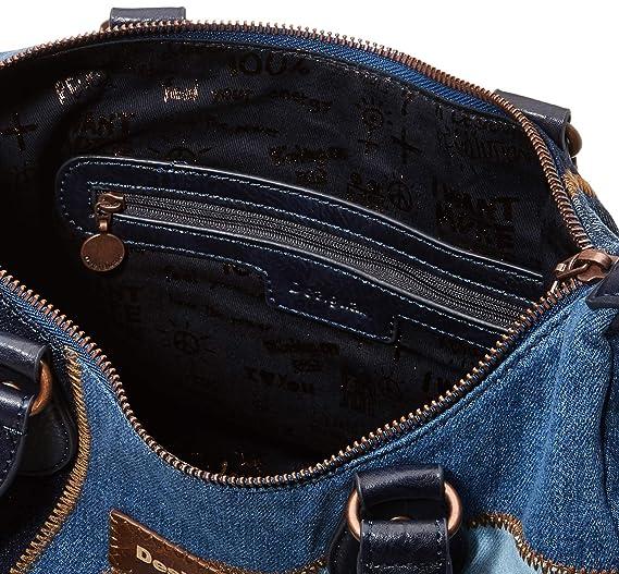Amazon.com: Desigual Bag Gravity LEEDS - Bolso bandolera ...