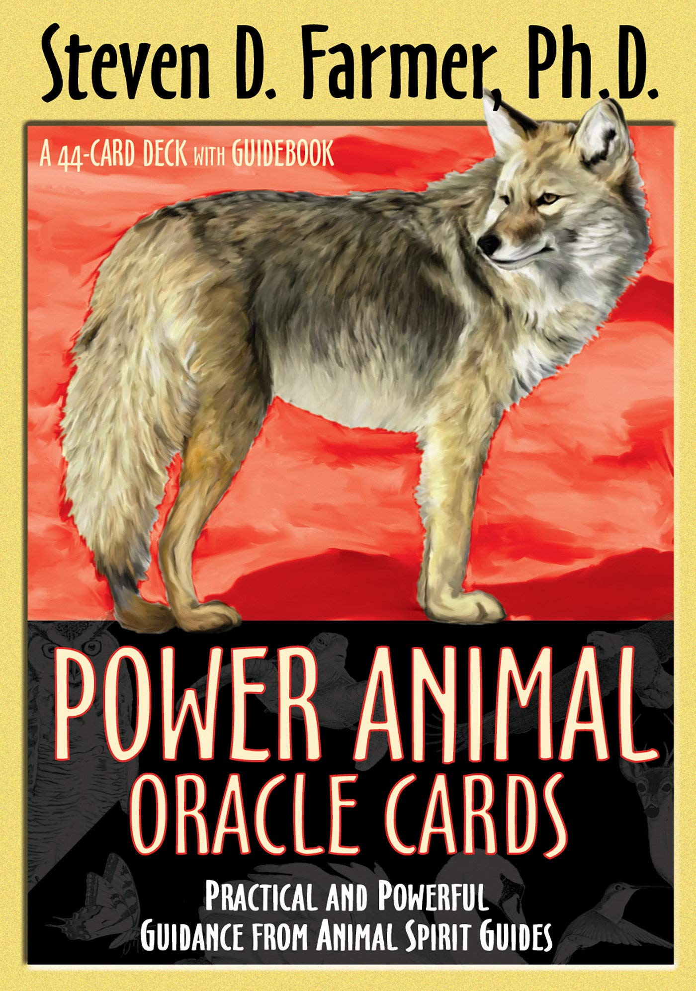 Download Power Animal Oracle Cards: Practical and Powerful Guidance from Animal Spirit Guides pdf epub