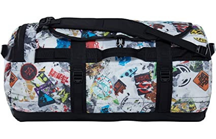 fe0b4d196a9 Image Unavailable. Image not available for. Colour: The North Face Base  Camp Duffel Medium TNF ...