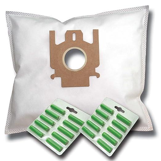 20 Staubsaugerbeutel geeignet für Miele S4210 S5220 S4281 S4582 S4711 .