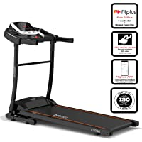 Fitkit FT098 Series 1.5 HP (2 HP peak) Motorized Treadmill (Free Installation Service)