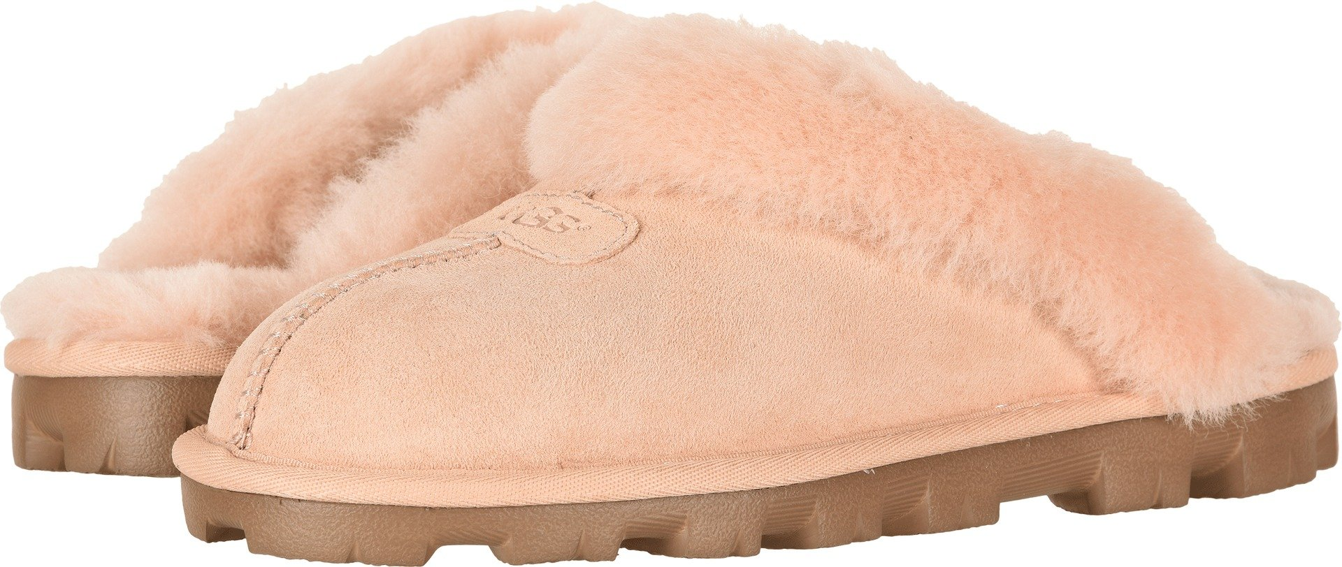 UGG Women's W Coquette Slipper, Amber Light, 8 M US by UGG