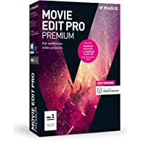 MAGIX Movie Edit Pro 2018 Premium Professional Video Editing for Windows (PC)