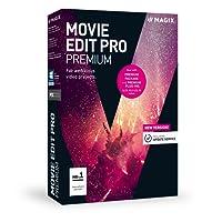 MAGIX Movie Edit Pro - 2018 Premium - Professional Video Editing for Windows