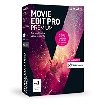 Amazoncom Magix Movie Edit Pro 2018 Premium Professional Video