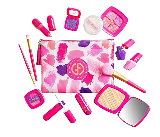 makeup set for kids. pretend makeup set for children - the exclusive high quality glamour girl collection great kids p