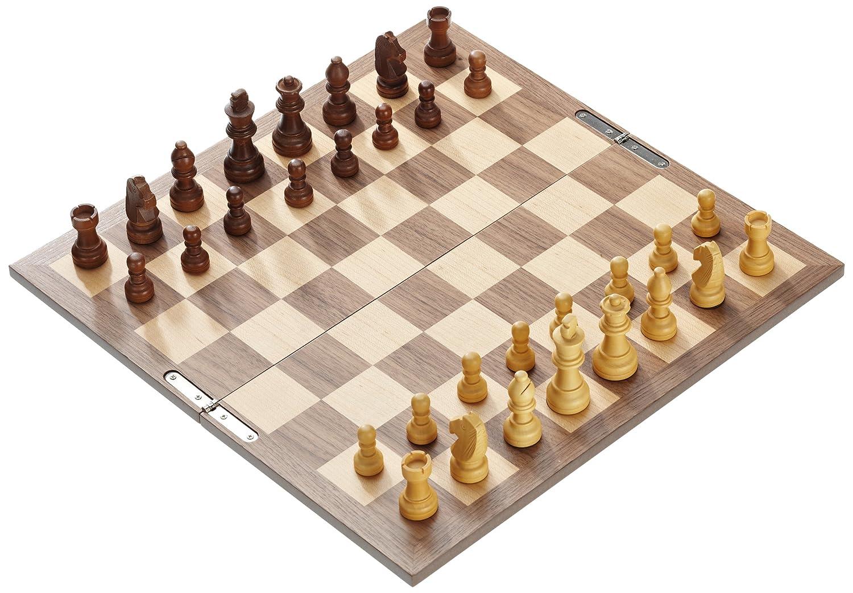 Philos 2728.0 Set d`/échecs Pliable Case de 40 mm