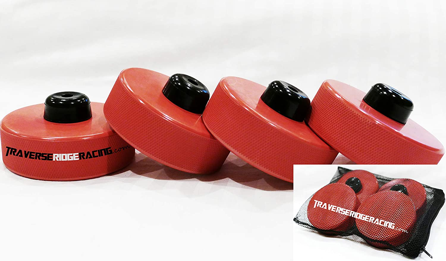 Y//S//X Lifting Jack OAD Jack Lift Point Pad Adapter CPROSP 4 Pack Tesla Model 3