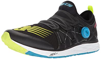 M1400v5, Running Homme, Noir (Black/Orange), 42.5 EUNew Balance