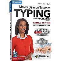 Mavis Beacon Teaches Typing Family Editon v2