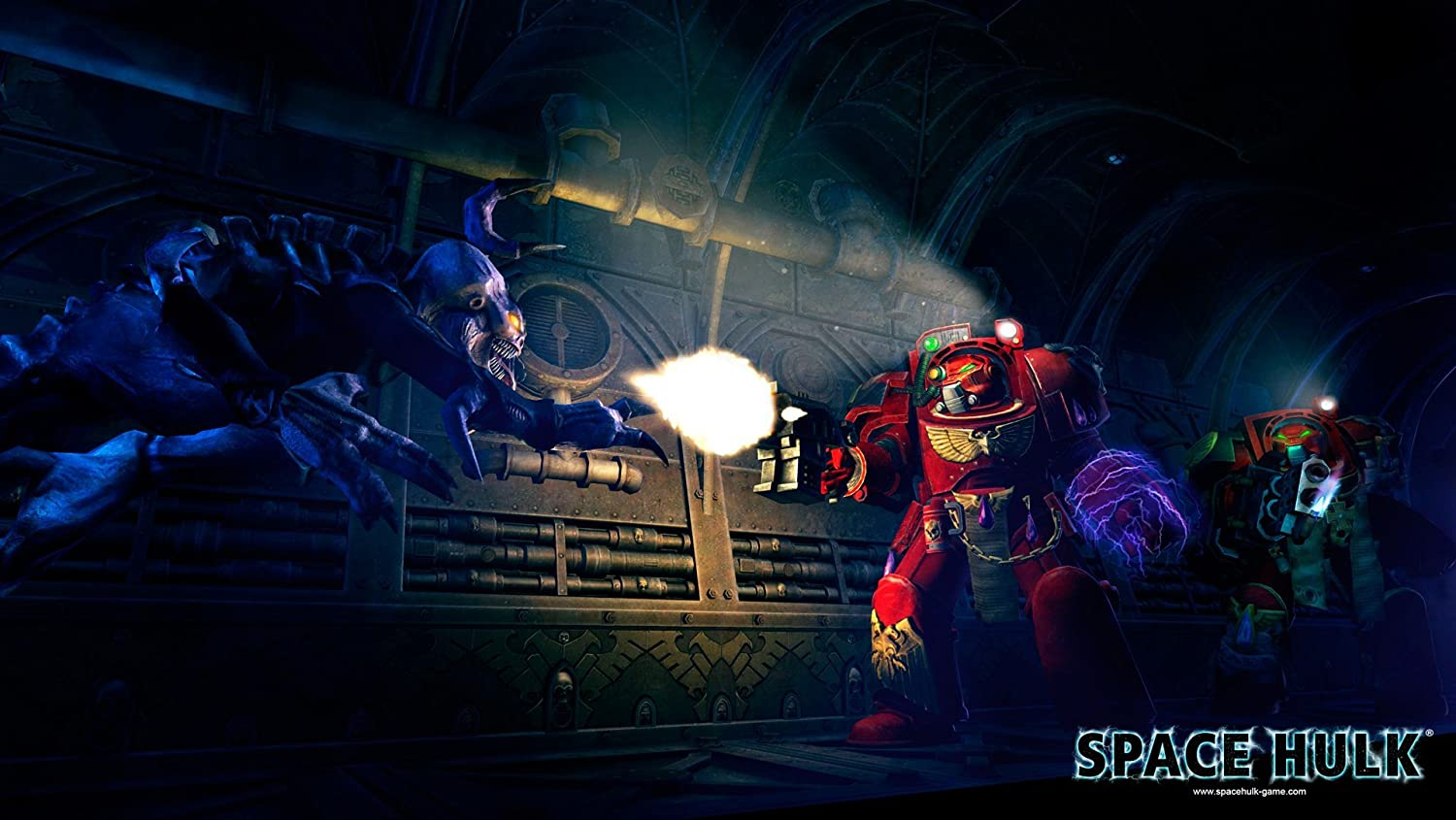 Space Hulk (PS4): Amazon co uk: PC & Video Games