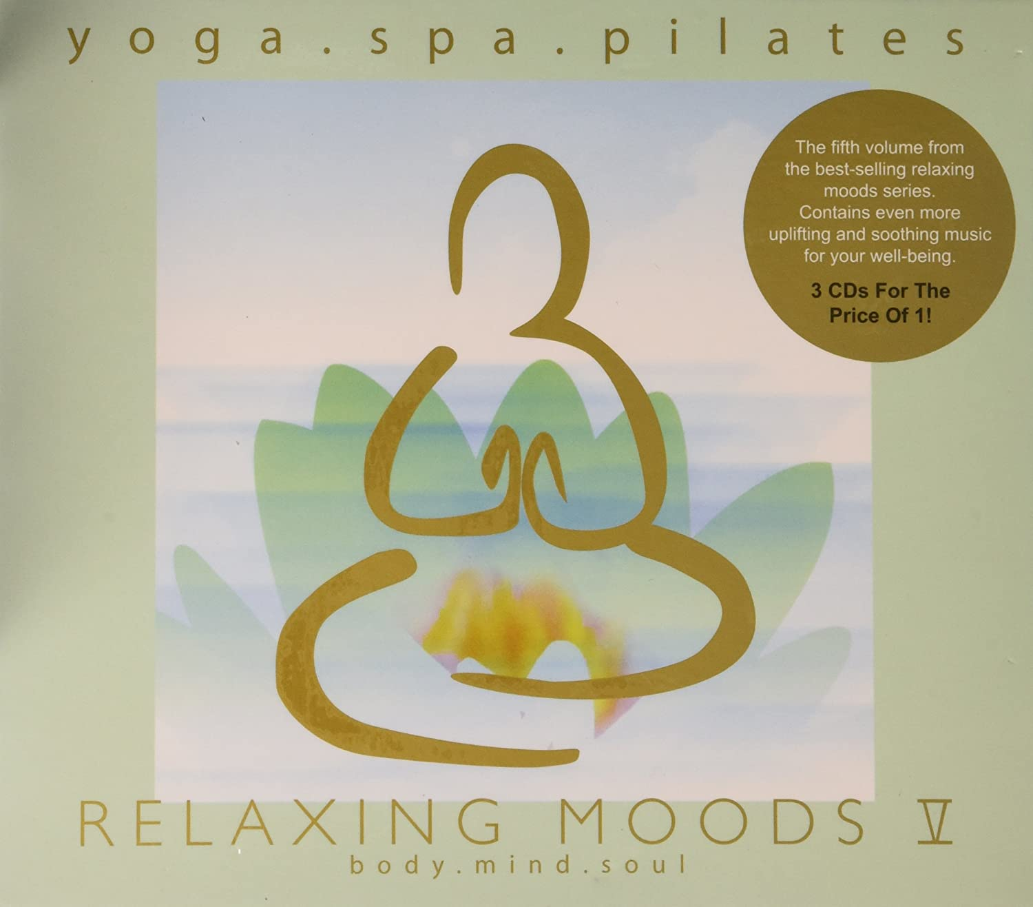 Yoga Spa Pilates: Relaxing Moods V: Amazon.es: Música