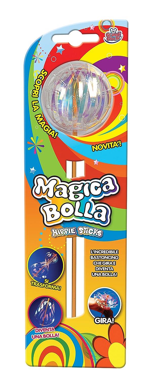 Grandi Giochi GG00130 - Magica Bolla Hippie Sticks Startrade