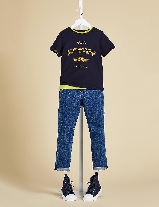 RED WAGON T-shirt con Stampa Bambino Pacco da 3
