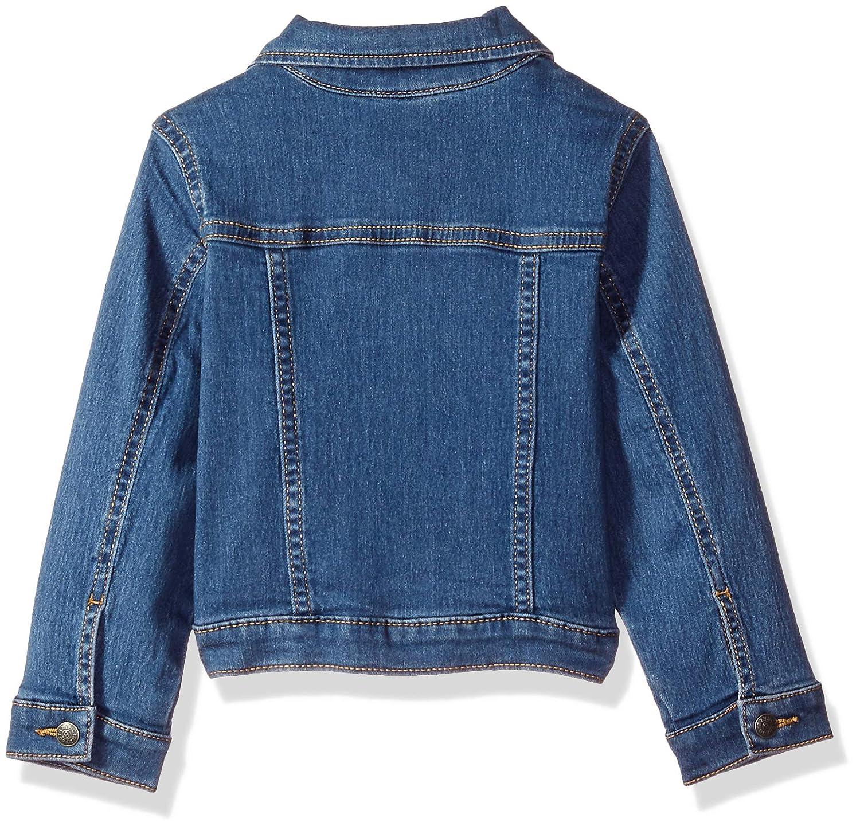 08892ce5f Amazon.com  Crazy 8 Girls  Long Sleeve Denim Jacket  Clothing