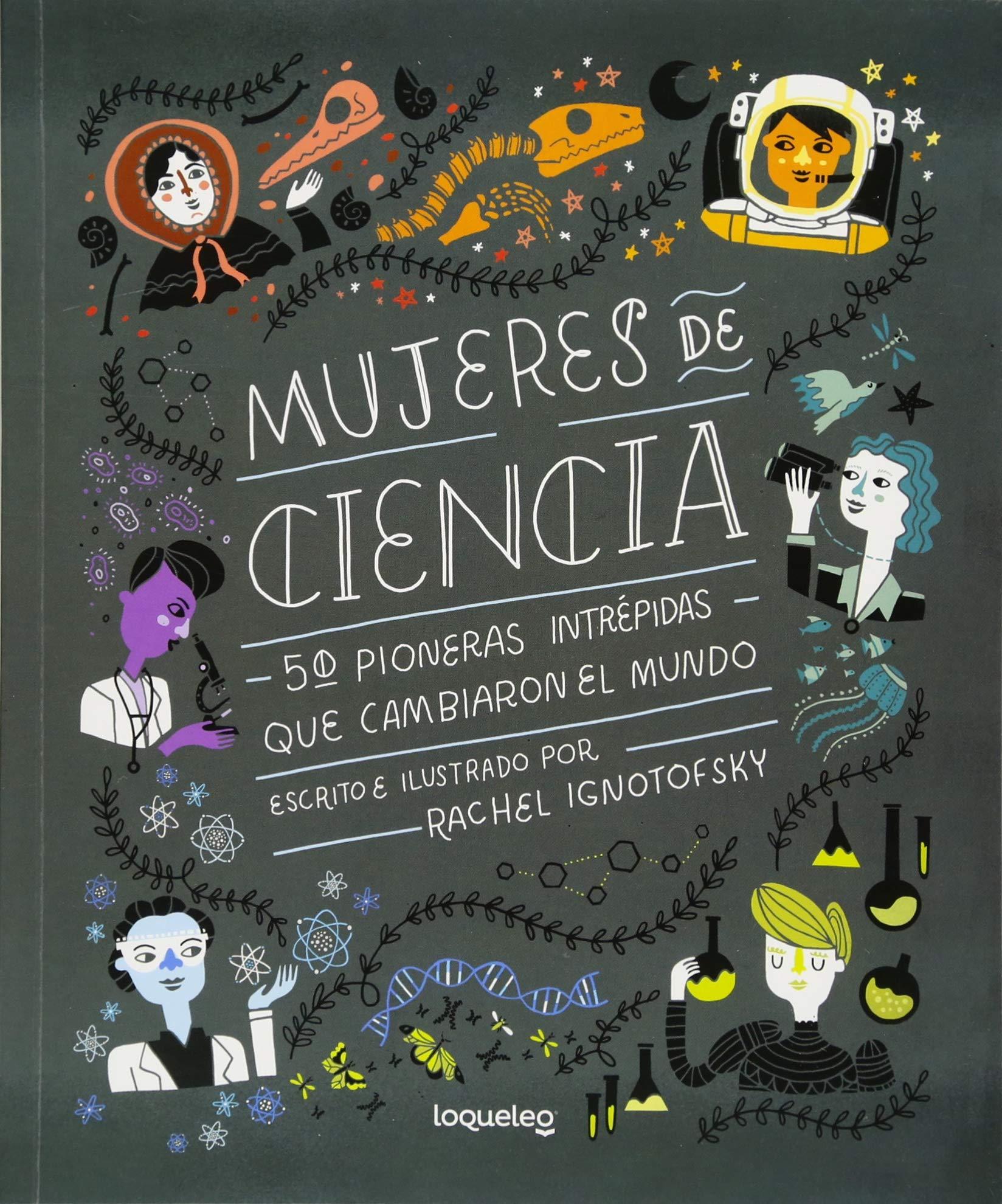 mujeres de ciencias abierto