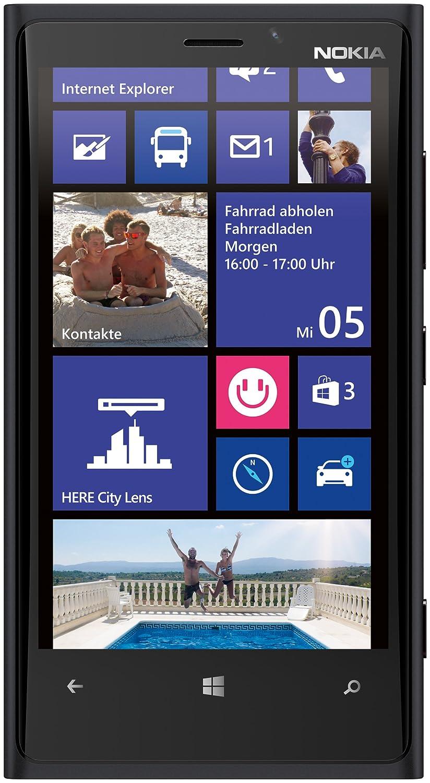 Nokia Lumia 920 Sim Free Windows Smartphone - Black