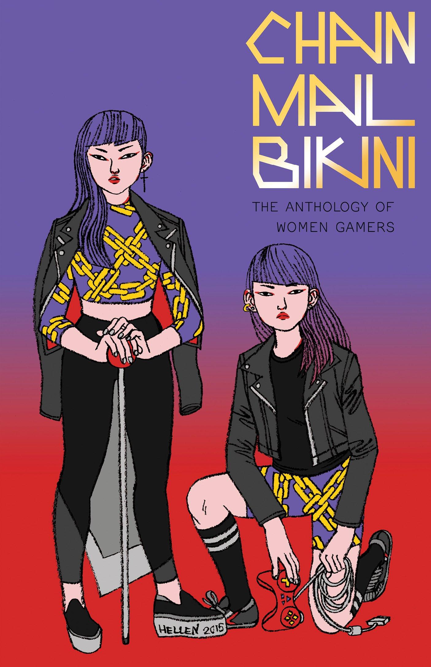 b90577cb29 Chainmail Bikini  The Anthology of Women Gamers  Hazel Newlevant ...