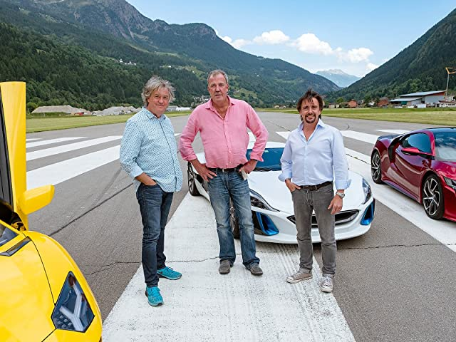 Past, present or future - The Grand Tour