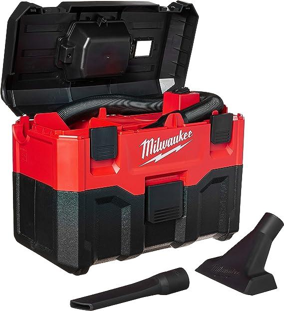 Milwaukee 0880-20 18-Volt Cordless Wet/Dry Vacuum