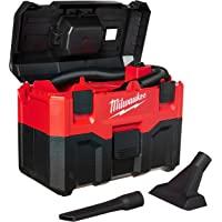 Milwaukee 0880-20 M18 Cordless Lithium-Ion Wet/Dry Vacuum Cleaner