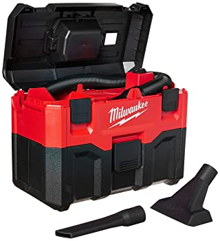 Milwaukee 0880-20 Cordless Drywall Dust Vacuum with 2-gallon capacity