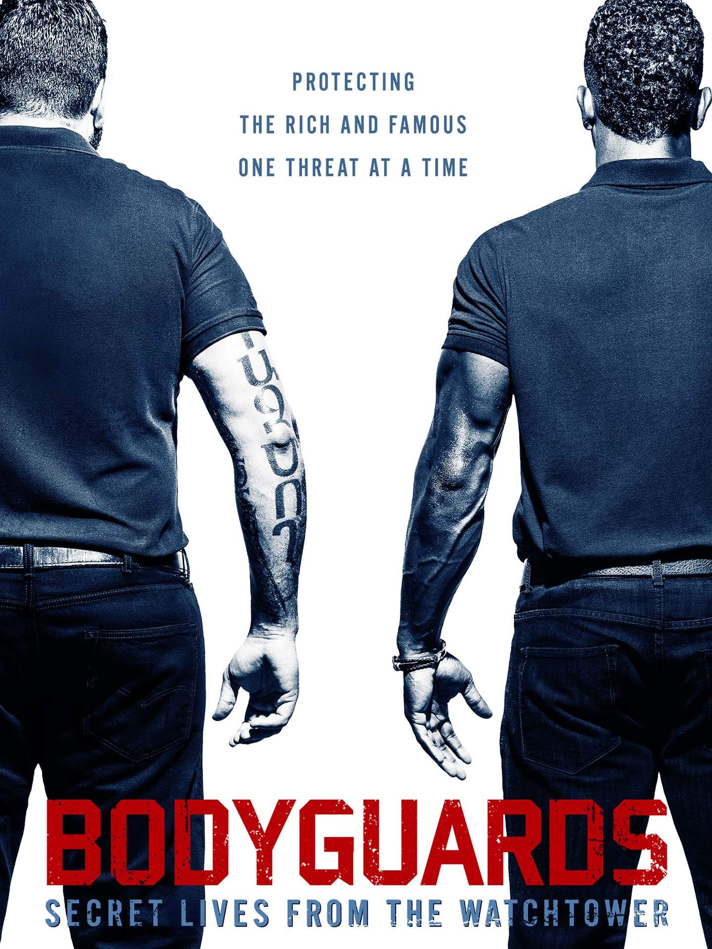 Bodyguards: Secret Lives from the Watchtower on Amazon Prime Video UK
