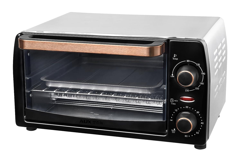 Team Kalorik Minihorno 9 L con bandeja y grill (90-230°C), 1050 W ...