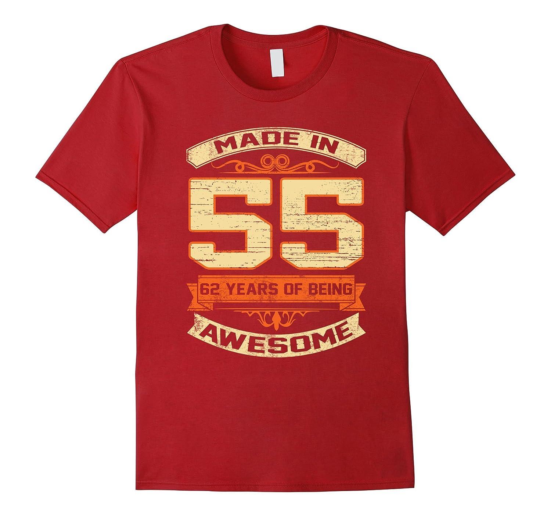 62 Years Old 62nd Birthday Gift T Shirt