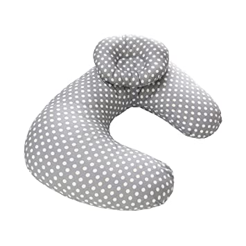 Amazon.com: Almohada de lactancia para bebé Miracle ...